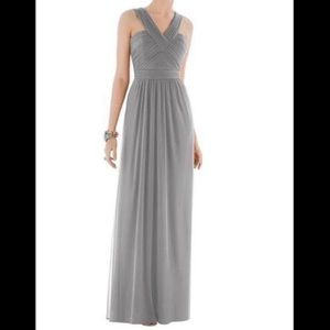 Alfred Sung Bridesmaid Dress D678 Quarry D286 Sz16